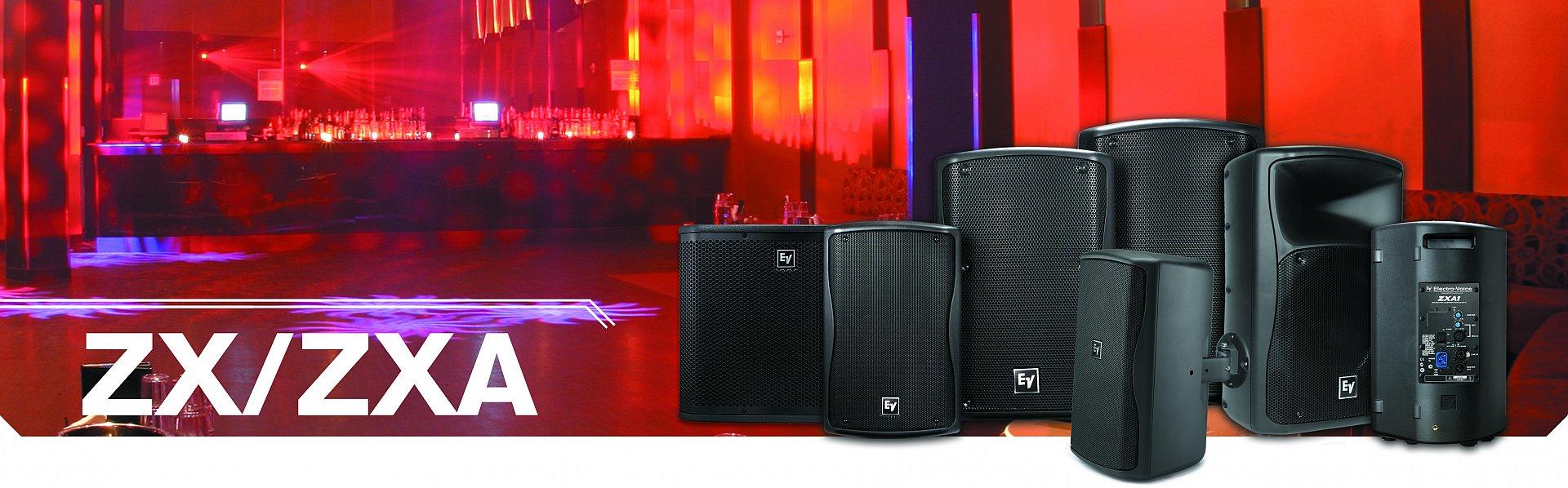 Loa Electro-voice ZX Series