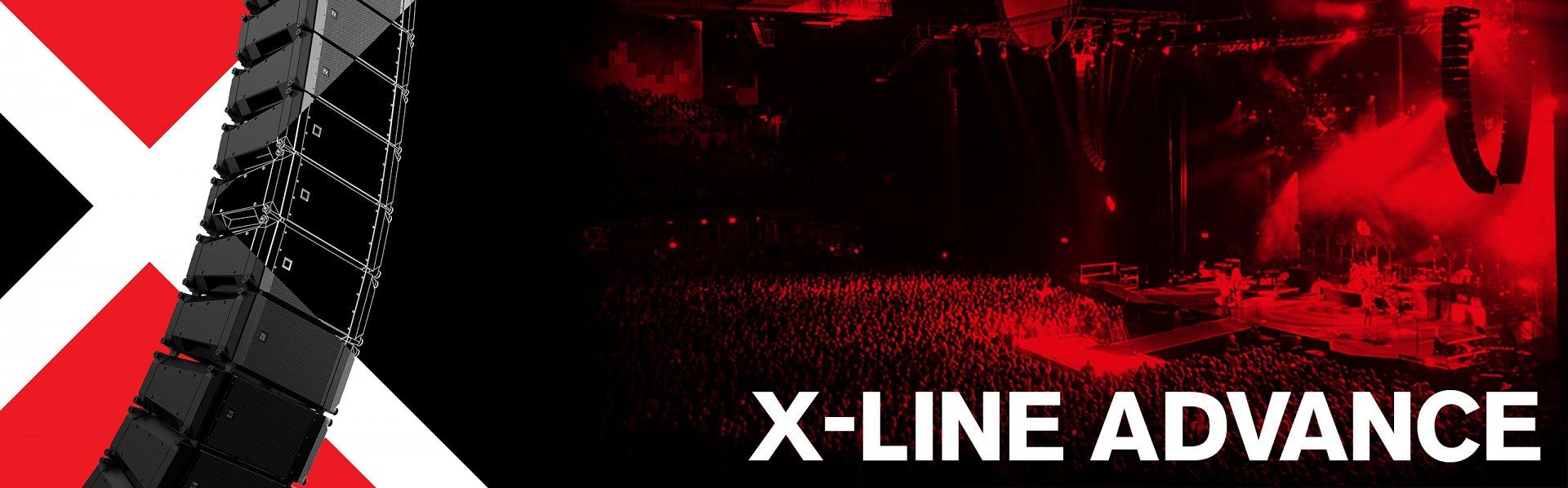 Loa Electro-voice X-Line Series